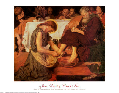 ford-brown-jesus-washing-peters-feet